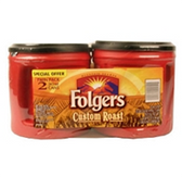 Folgers Custom Roast Coffee