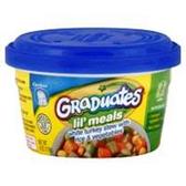 Gerber Graduates Lil Meals Turkey Stew With Rice - 6 oz