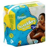 Pampers Swaddlers Sensitive Diapers Size 2