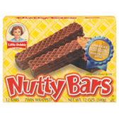 Little Debbie Nutty Bars -12 ct
