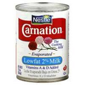 Carnation Evaporated Milk Low Fat -12 oz