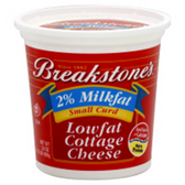 Breakstone Small Curd Cottage Cheese - 24 oz