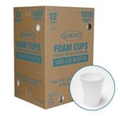 Dart Foam Cups
