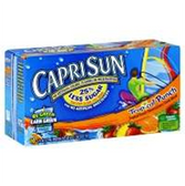 Capri Sun Tropical Punch - 10 pk