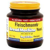 Fleischmann Yeast Bread Machine - 4 oz