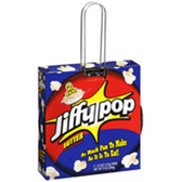 Jiffy Pop Butter Flavored Popcorn -4.5 oz