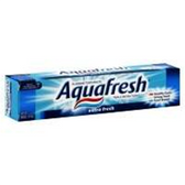 Aquafresh Advanced Whitening Toothpaste - 6 Oz