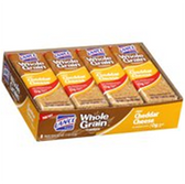 Lance Cheddar Cheese Whole Grain Crackers -11 oz