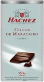Hachez Maricaibo Bar 55% milk -3.5oz