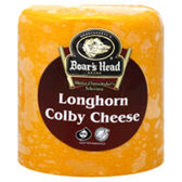 Boars Head  Longhorn Colby Cheddar Cheese -8 oz