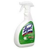 Lysol Plus Bleach -32 oz