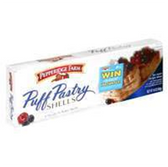Pepperidge Farm Puff Pastry Shell-10 oz