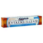 Aquafresh Toothpaste Extreme Clean - 5.6 Oz