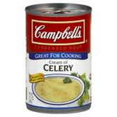 Campbell's Cream Of Celery Condensed Soup - 10.75 oz