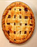 "8"" Peach Pie -1ct"
