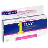 Monistat 1 Prefilled Applicator - .16 Oz