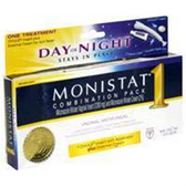 Monistat 1 Combination Pack Vaginal Antifungal - Each