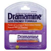 Dramamine II Anti Nauseant Tablets - 8 Count