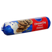 Pillsbury Chocolate Chip Cookie Dough 1