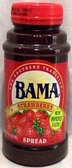 Bama - Strawberry Spread -16oz