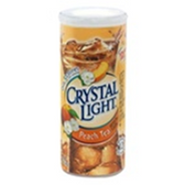 Crystal Light Peach Flavored Iced Tea -6 pk