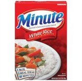 Minute Premium White Instant Enriched Long Grain Rice - 28 oz