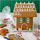 Ginger Bread House Kit - 2.2 lb