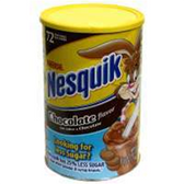 Nesquik Chocolate Powder Mix -14.1 oz