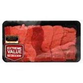 Beef Top Round Steak - 2LB