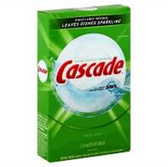 Cascade Autodish Detergent Powder Regular -75 oz