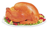 Store Brand Frozen Whole Turkey - 14 lb