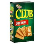 Keebler Club Original Crackers -11 oz