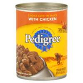 Pedigree Choice Cuts Dog Food Chicken - 13.2 Oz