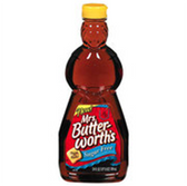 Mrs. Butterworth's Sugar Free Syrup -36 oz
