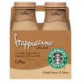 Starbucks  Coffee Frappaccino Iced Coffee -4 pk