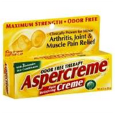 Aspercreme Analgesic Cream - 3 Oz
