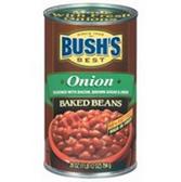 Bush's Best Onion Baked Beans -28 oz