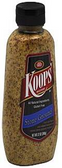 Koop's Mustard - Stoneground.12oz