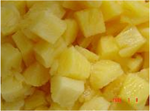 Frozen Sweet Pineapple Chunks -16 oz
