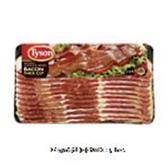 Tyson Center Cut Bacon - 12 oz