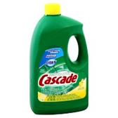 Cascade Autodish Detergent Gel Lemon -120 Fl. Oz