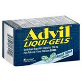 Advil Liqui-Gels - 80 Count