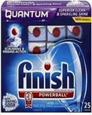 Finish - Quantam Powerball -25ct