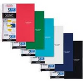 5-Star 3-Subject Notebook-1ct
