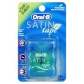 Braun Oral B Satin Mint Tape - 27 Yard