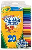 Crayola Washable Markers-20ct