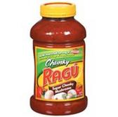 Ragu Supper Chunky Mushroom Sauce - 26 oz