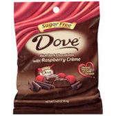Dove Sugar Free Raspberry Crème Chocolate -8.5 oz