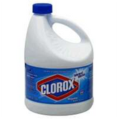 Clorox Bleach Liquid Regular-64 oz