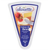 Alouette Crème De-Brie Spreadable Cheese -6.5 oz